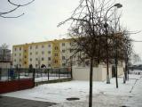 Bytová zástavba 18.01.2009 (foto L. Tomek)